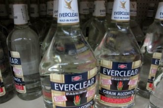 Everclear Bottles