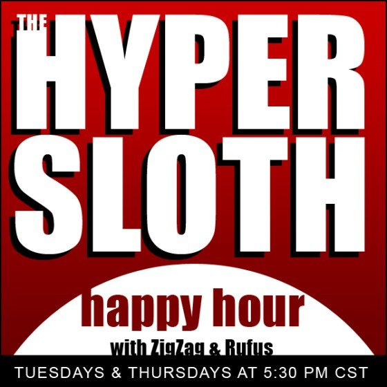 The HyperSloth Happy Hour Podcast