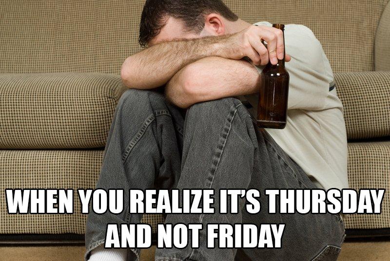Thursday Not Friday