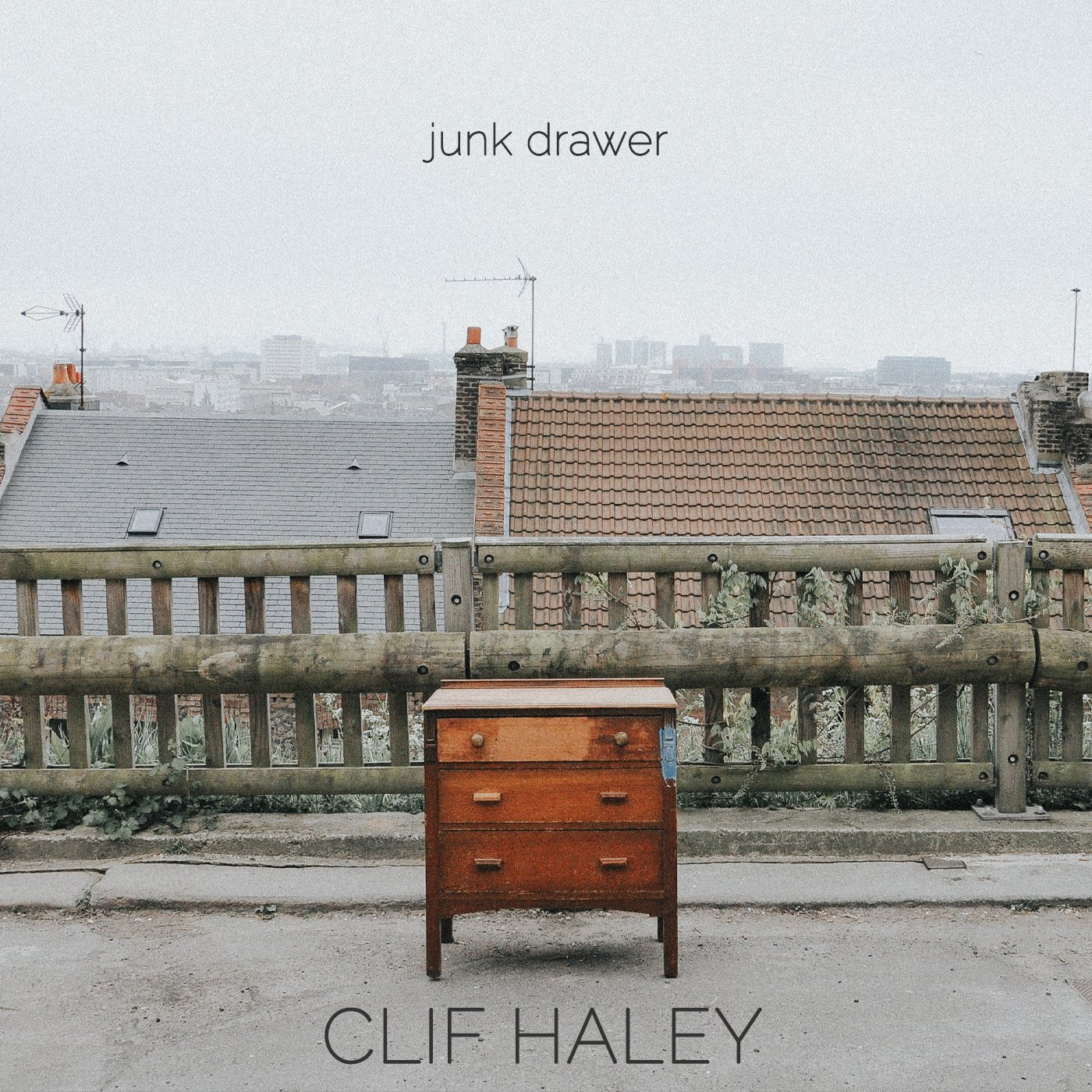 Junk Drawer by Clif Haley