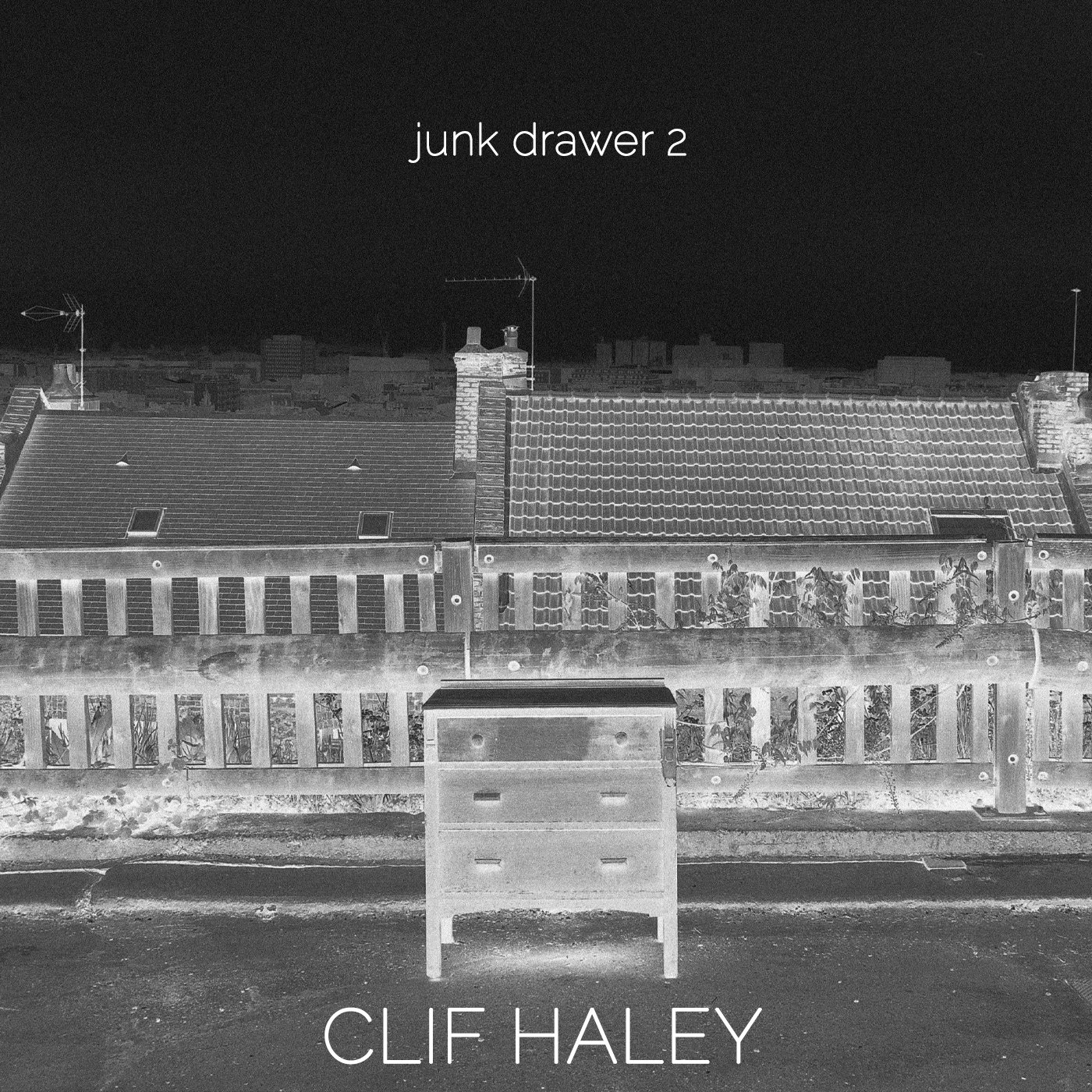 Junk Drawer 2 by Clif Haley
